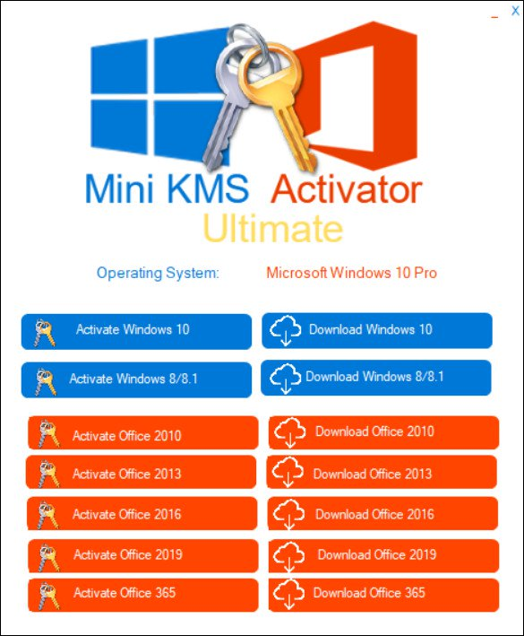 Mini KMS Activator Ultimate v2.2 [Latest]