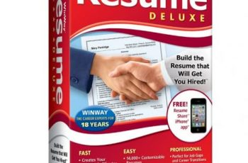 WinWay Resume Deluxe 14.00.018 With Crack [Latest]