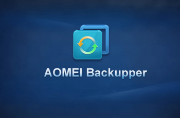 AOMEI Backupper 5.7.0 [All Editions] Crack [Latest]