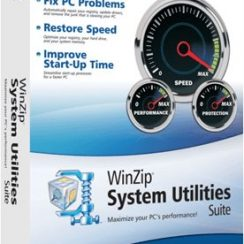 WinZip System Utilities Suite v3.8.1.2 + Crack [Latest]