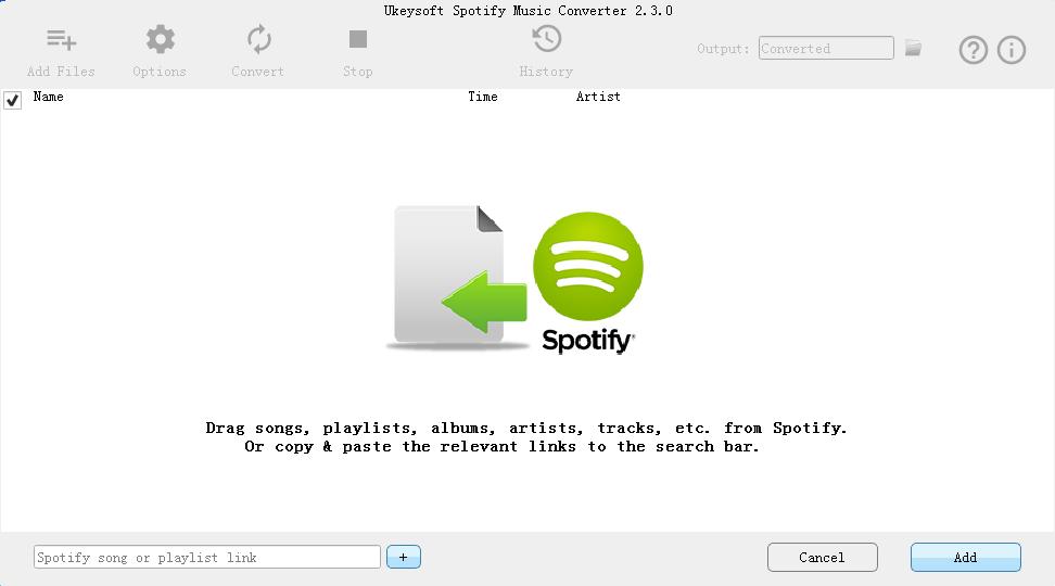 Ukeysoft Spotify Music Converter 2.9.6 With Crack [Latest]