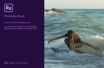 Adobe Premiere Rush CC v1.2.8.7 (x64) + Crack [Latest]