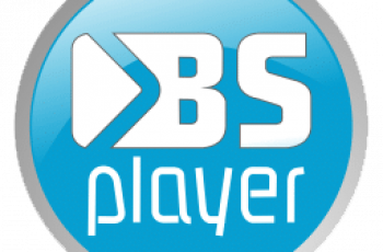 BS.Player Pro 2.75 Build 1089 [ Latest Version ]