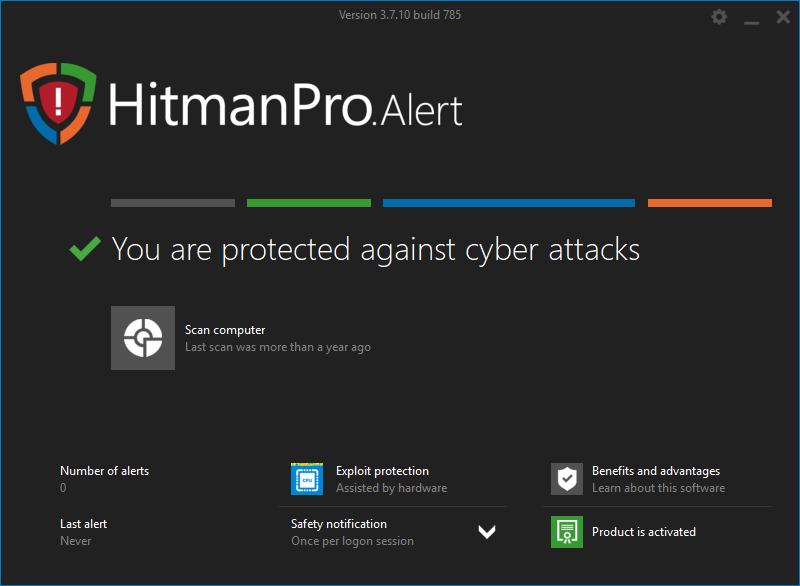HitmanPro Alert 3.8.4 Build 871 With Crack [Latest]