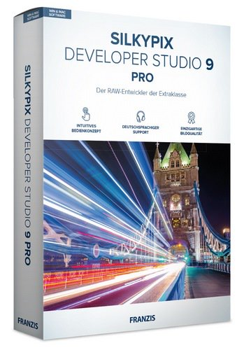 SILKYPIX Developer Studio Pro 9 Crack