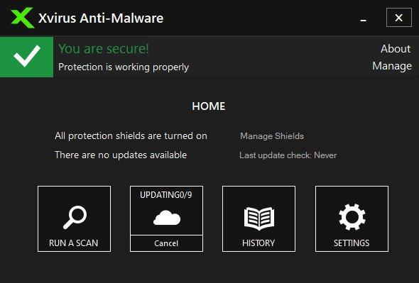 Xvirus Anti-Malware Pro Crack