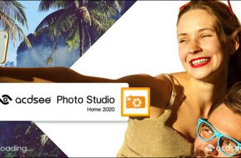 ACDSee Photo Studio Home 2020 23.0.2 + Crack [Latest]