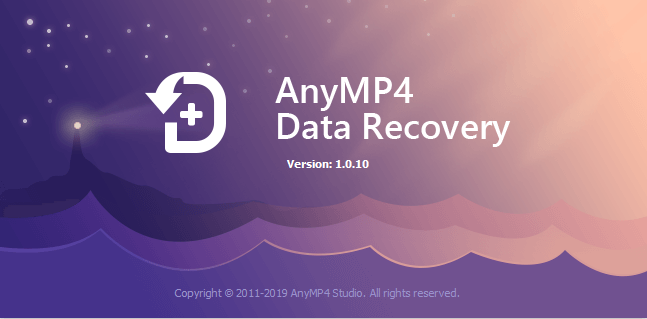 AnyMP4 Data Recovery Crack v2.0.20 [Latest] Free Download 2020