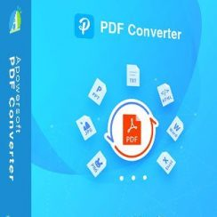 Apowersoft PDF Converter 2.2.2.8 With Crack [Latest]