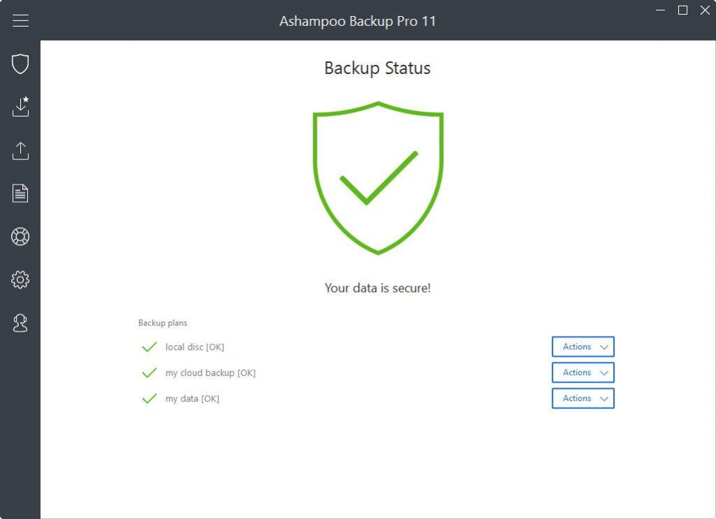 Ashampoo Backup Pro 14.06 With Crack Download [Latest]