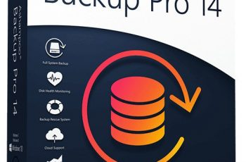 Ashampoo Backup Pro Crack v14.06 (x64) [Full Download 2020]