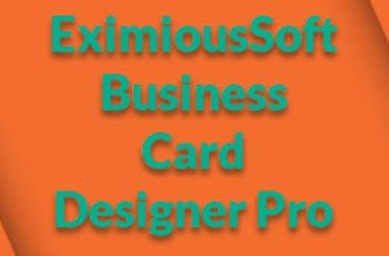 EximiousSoft Business Card Designer Pro Crack v3.10 [Latest]