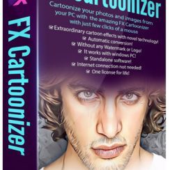 FX Cartoonizer Crack v1.4.8 Full Version [License Key]