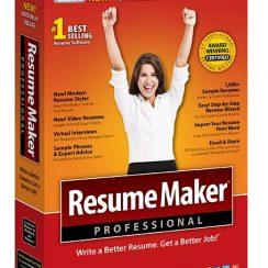 ResumeMaker Pro Deluxe v20.1.1.166 Crack [Full Version] Free Download 2020