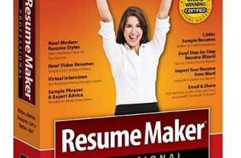 ResumeMaker Pro Deluxe v20.1.1.166 Crack [Full Version] Free Download 2020