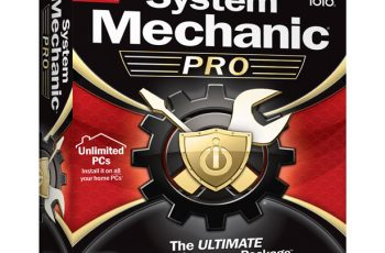 System Mechanic Pro Crack v19.5.0.1 [Full Version]