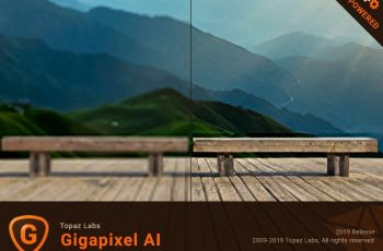 Topaz Gigapixel AI Full Crack 4.5.0 (x64) [Latest]