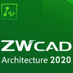 ZWCAD Architecture 2020 With Crack (x64) [Latest]