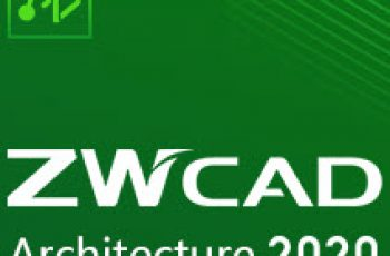 ZWCAD Architecture Crack 2020 (x64) Full Download [Latest]