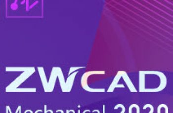 ZWCAD Mechanical 2020 With Crack (x64) [Latest]