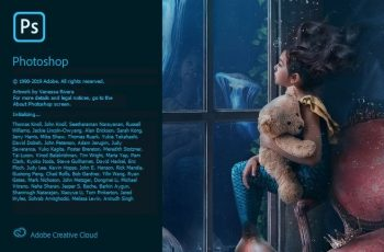Adobe Photoshop 2020 v21.1.3.190 Pre-Activated [Latest]