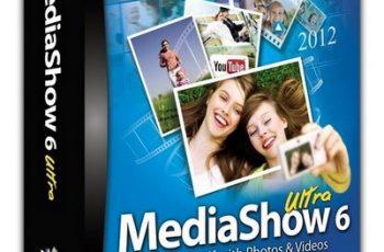 CyberLink MediaShow Ultra v6.0.12916 Cracked [Latest]