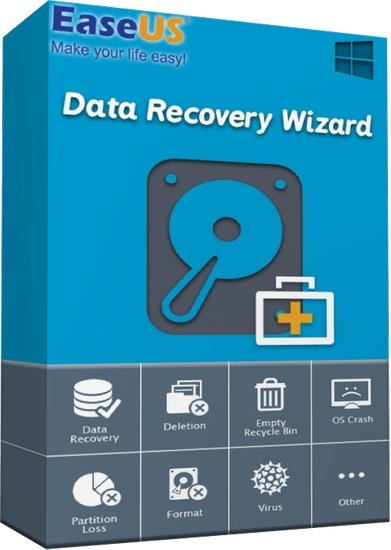 EaseUS Data Recovery Wizard Technician 13 Crack