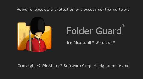 Folder Guard v20.1 With Crack License Key [Latest] Free Download