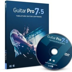 Guitar Pro 7.5.4 Crack + License Key Full Version Free Download 2020