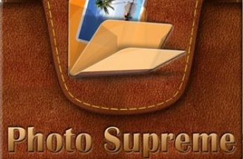 IDimager Photo Supreme 5.4.1.3019 With Crack Download