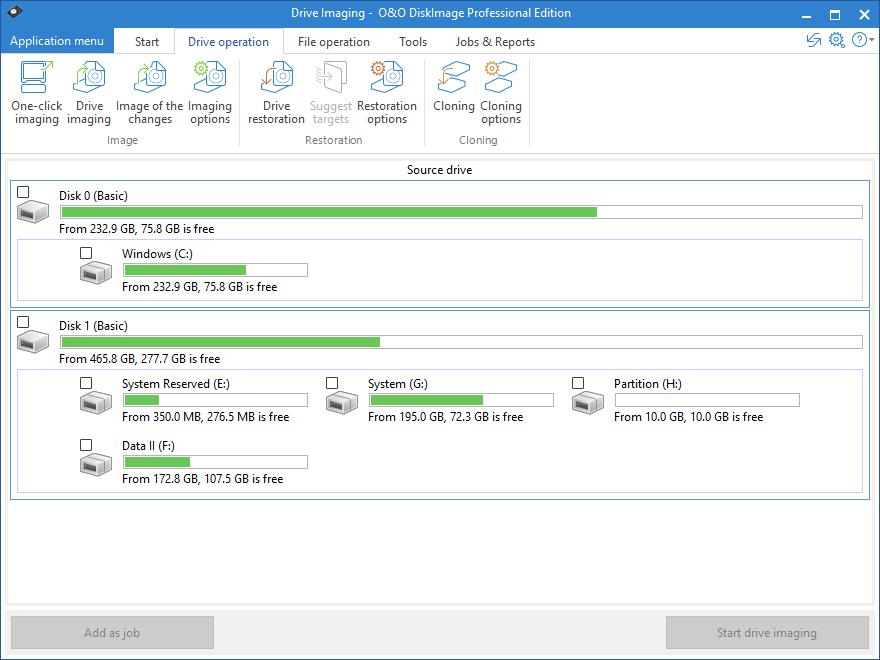 O&O DiskImage Professional v15.0.131 + Full Crack (Download)
