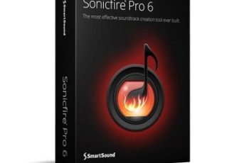 SmartSound SonicFire Pro v6.4.6.0 Full Version [DOWNLOAD]