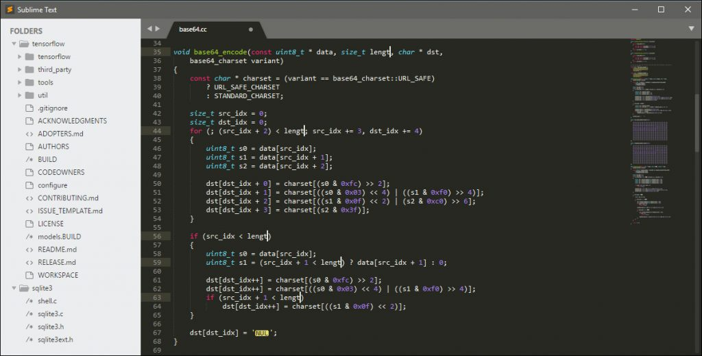 Sublime Text 3.2.2 Crack Build 3211 License Key Free Download