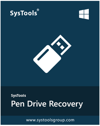 SysTools Pen Drive Recovery Full Crack