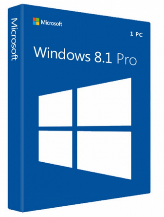 Windows 8.1 Pro (x64) Activated