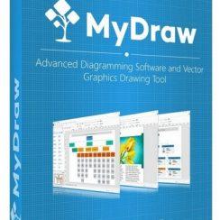 MyDraw 4.3.0 + Crack + Full Version [Latest Download]