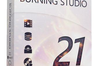 Ashampoo Burning Studio 21.6.0.60 With Crack [Latest] Key