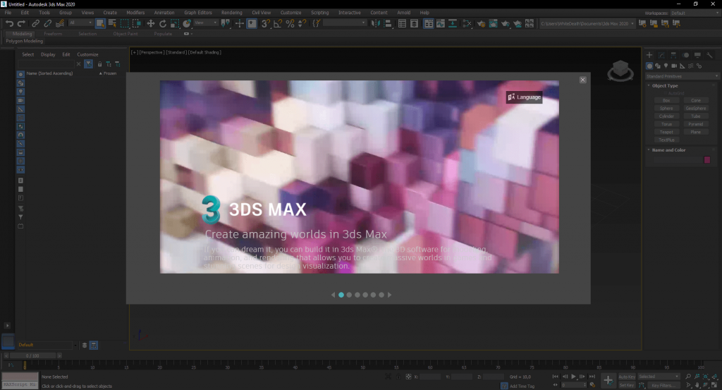 Autodesk 3ds Max 2020 (x64) + Crack [Download]