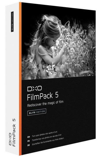 DxO FilmPack Crack 5.5.26 Build 602 Elite [Latest]