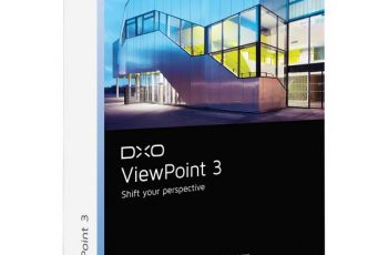 DxO ViewPoint 3.1.15 Build 285 With Crack Keygen [Latest]