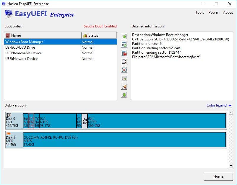 EasyUEFI Enterprise 4.2 Release 1 With Crack [Latest]