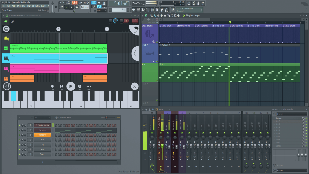 FL Studio Producer Edition Cracked
