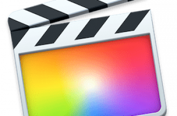 Final Cut Pro 10.4.8 Cracked For MacOS [ Latest Download ]