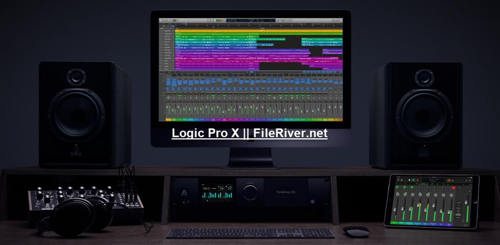 Logic Pro X Cracked Mac