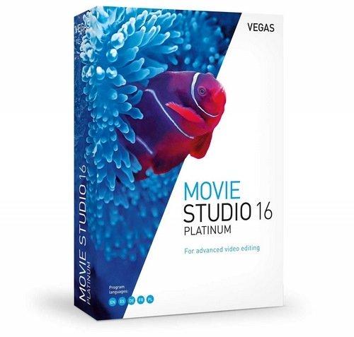 MAGIX VEGAS Movie Studio Platinum 17.0.0.143 With Crack
