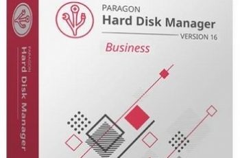 Paragon Hard Disk Manager 17 Advanced 17.13.1 Crack [Latest]
