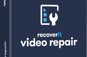 Wondershare Recoverit Video Repair 1.0.1.7 Full Crack