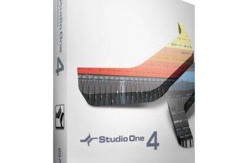 PreSonus Studio One Professional Crack v4.6.1.55987 Full