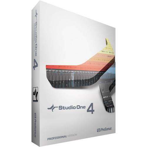 Studio One Pro 4