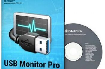 FabulaTech USB Monitor Pro 2.8.0.1 With Crack [Latest]
